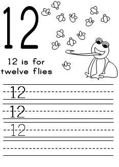 writing number 11. | Homeschool | Pinterest | Writing Numbers ...
