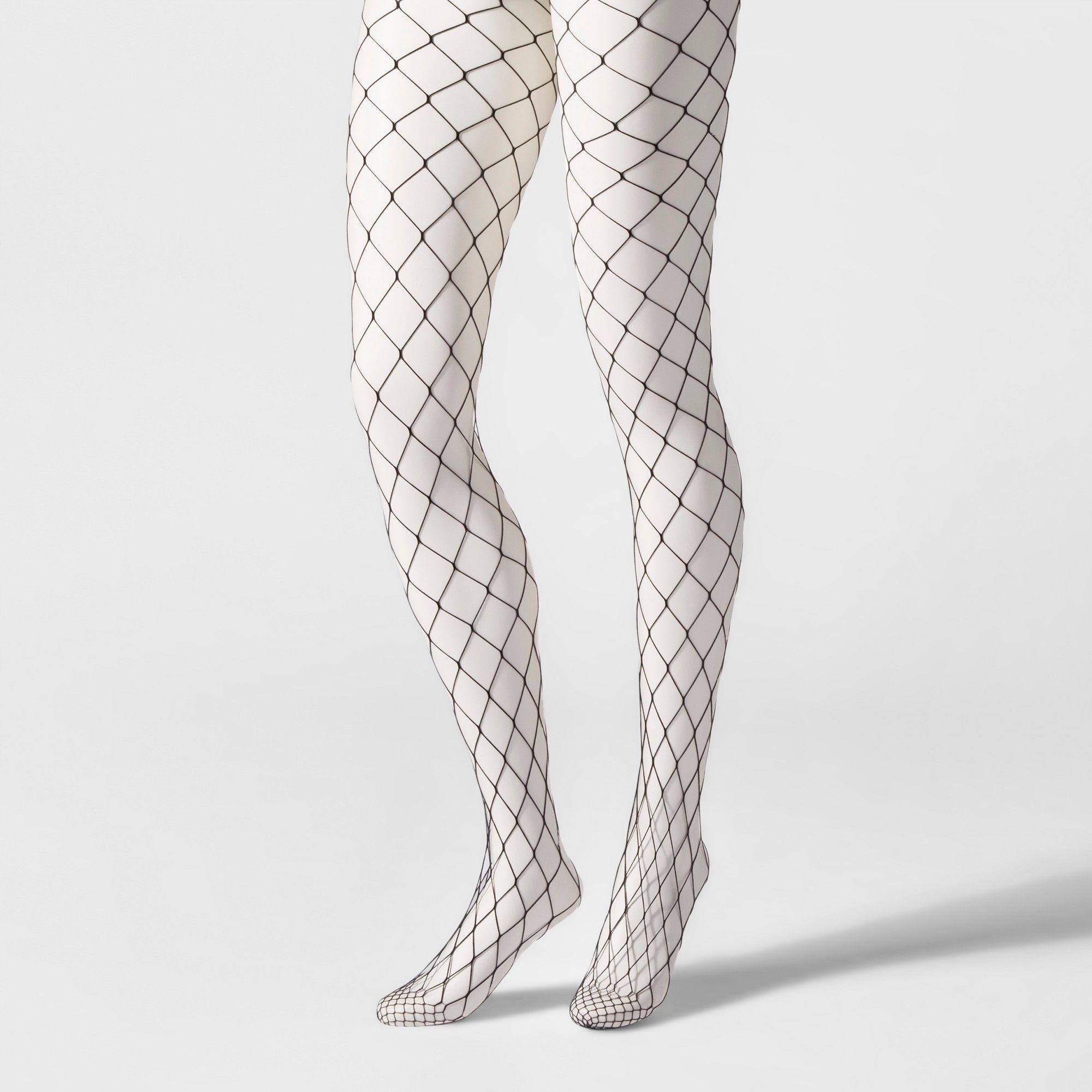 2e0ef844cb4ec4 Women's Size Tights - Xhilaration Black L/XL | Products | Black ...