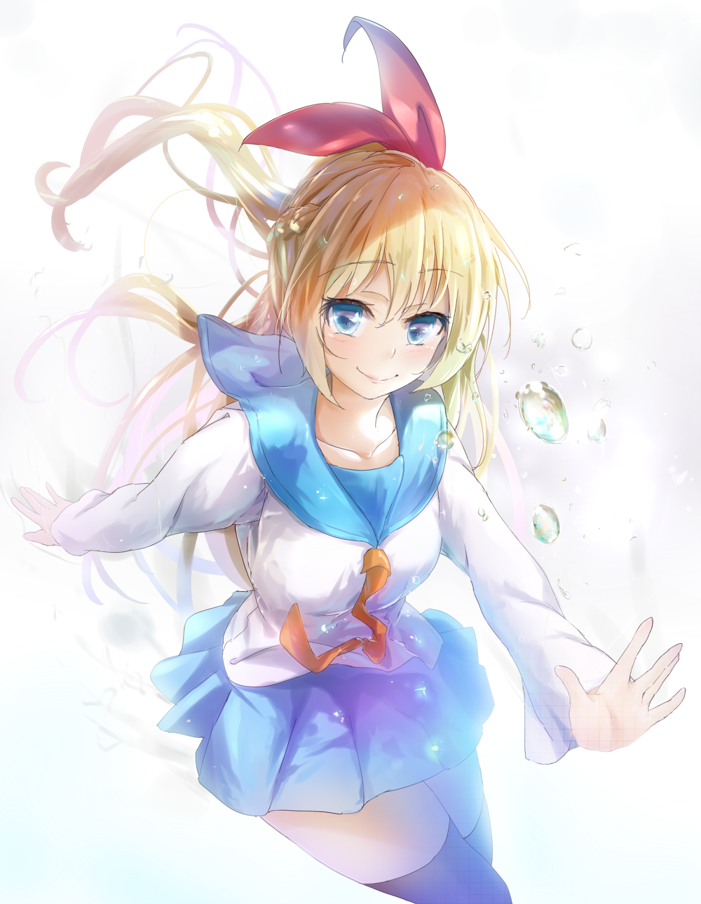 Nisekoi, Chitoge, by wingheart Geek Out Nisekoi, Anime