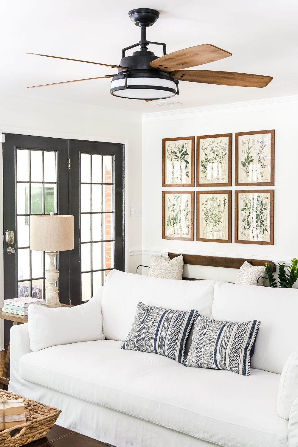at ceilings elegant your style room home fans interior farmhouse decor with ceiling in lights plus for tips living choice