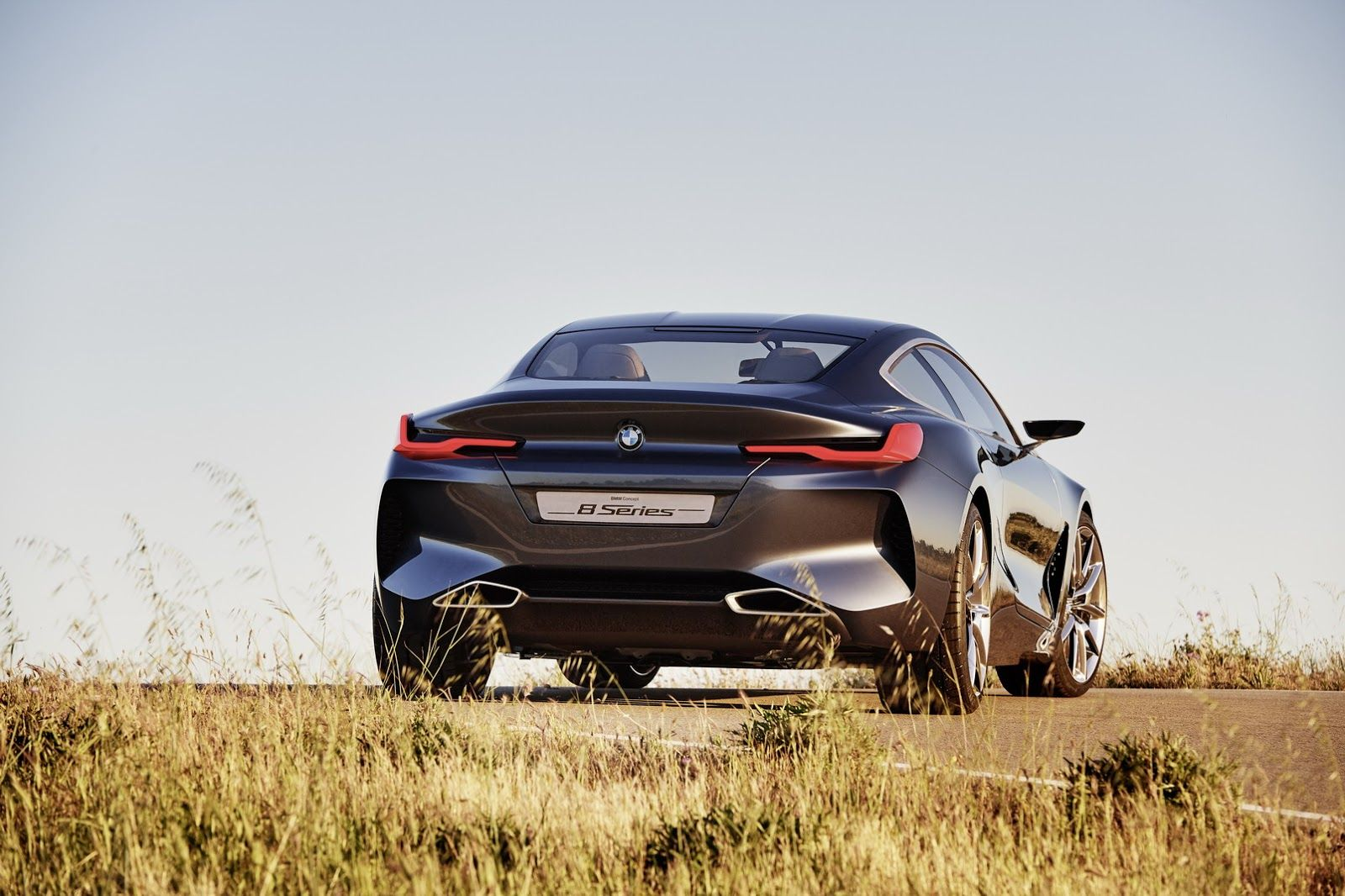 New bmw 8 series concept revealed coming in 2018 72 pics videos bmw conceptnew bmwvideoshtmlcars
