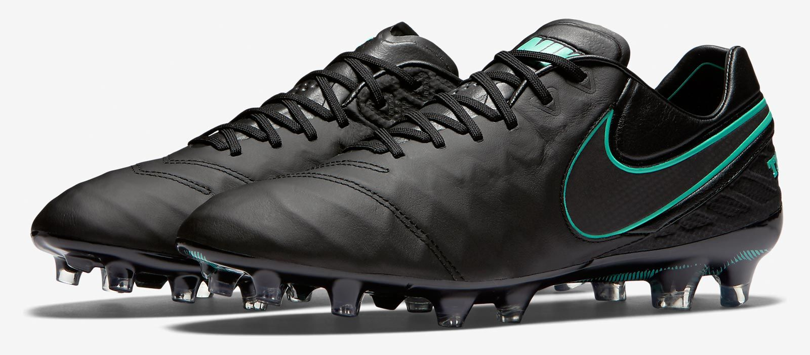 newest collection 7240e ade05 Black Nike Tiempo Legend 6 2016 Boots Revealed - Footy ...