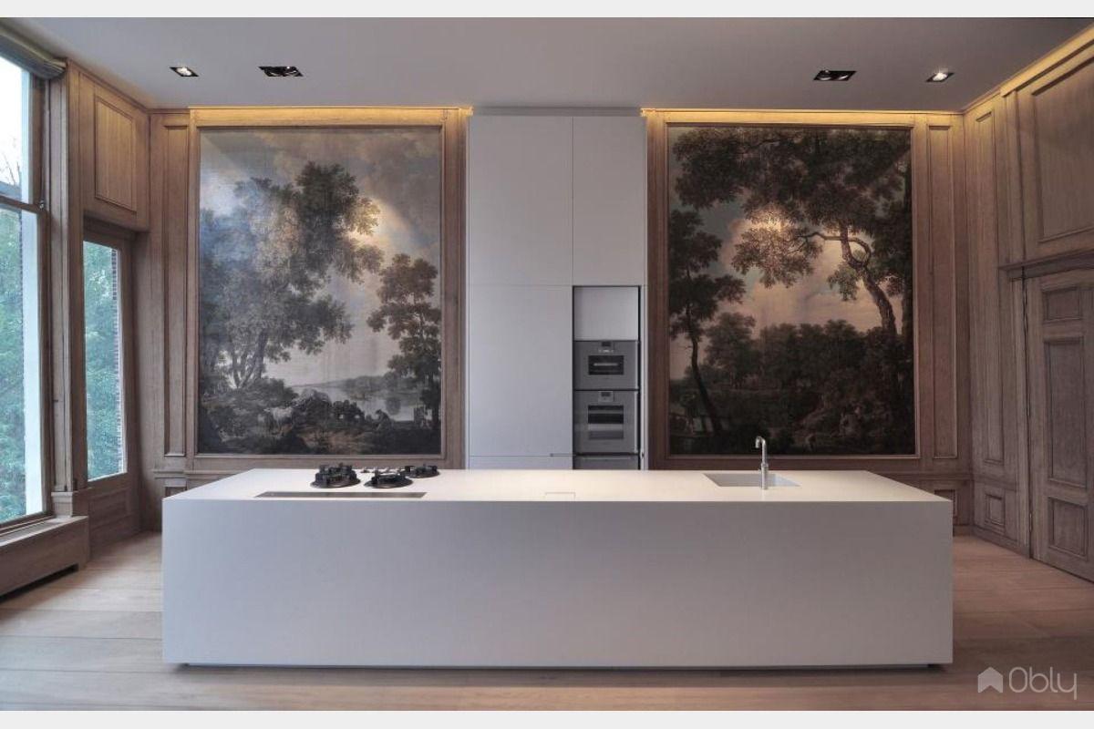Design Cube Keuken : Nuuun cube keuken project herengracht in kitchens