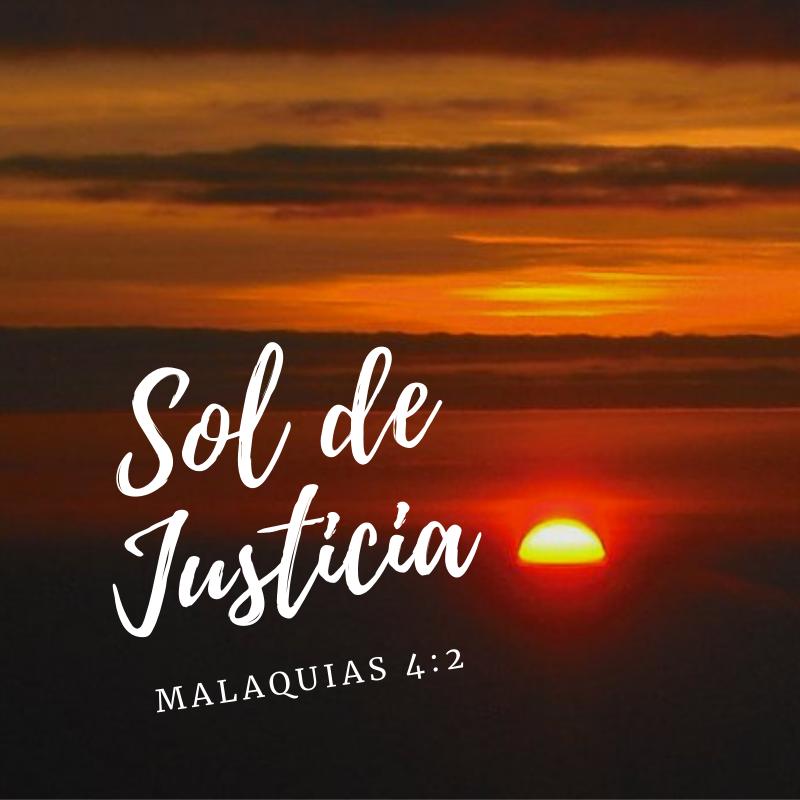 Pin De Jesus Es Real En Versiculos Sol De Justicia Malaquias