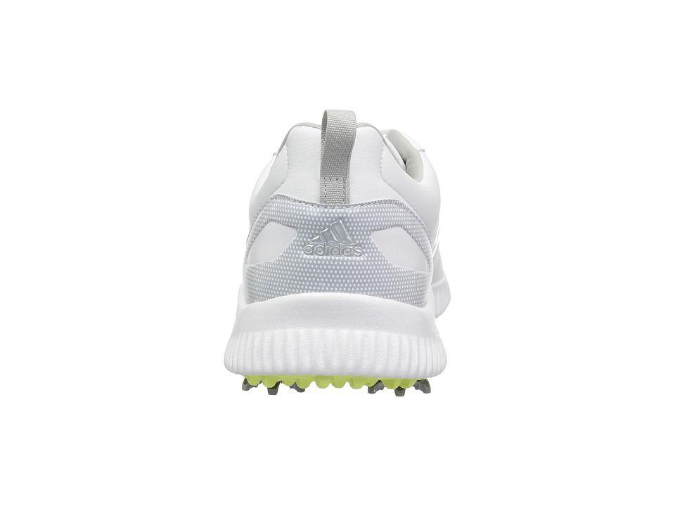 832949f44 adidas Golf Response Bounce Women s Golf Shoes Footwear White Silver  Metallic Semi Frozen Yellow