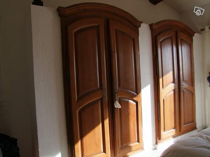 Epingle Par Kerry Macgregor Sur Nice Bedroom Ideas Ameublement Porte Placard Chene Massif