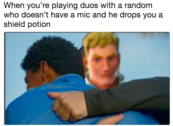 The Unbreakable Bond 23 Fortnite Memes That Are More Entertaining Than The Game Famous Memes Funny Memes Stupid Memes