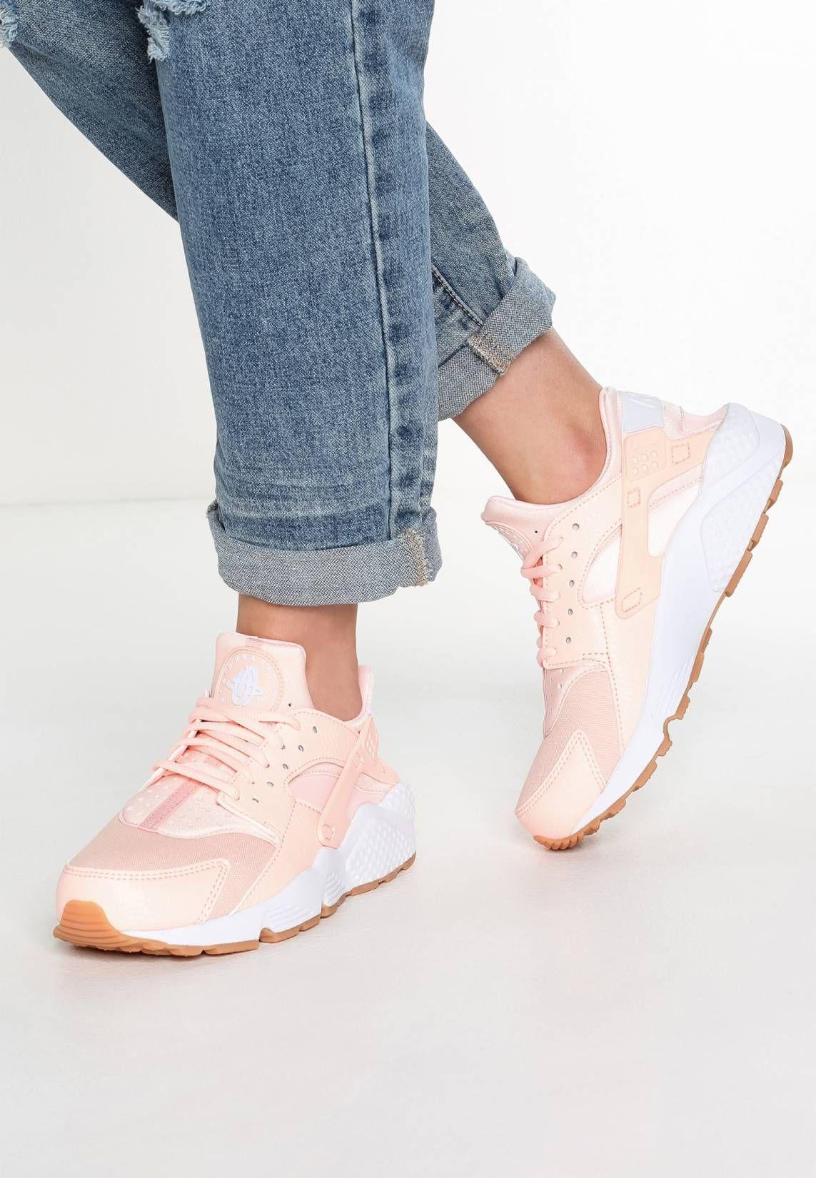 sports shoes cdacf 3e75e ... promo code nike sportswear. air huarache run baskets basses sunset tint  white gum 94be1 416a7