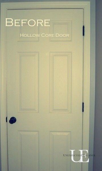 Diy Dutch Door Turning A Hollow Core Door Into A Dutch Door