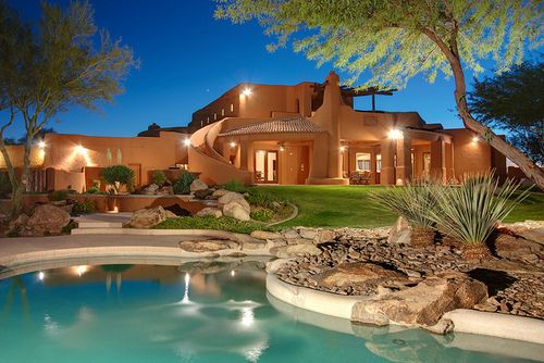 dream home luxury house