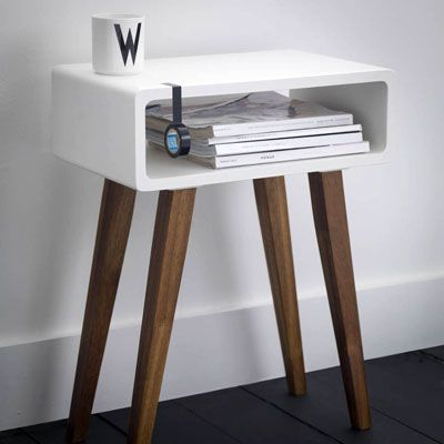 Danish Style Edith Side Tables By M And Lu
