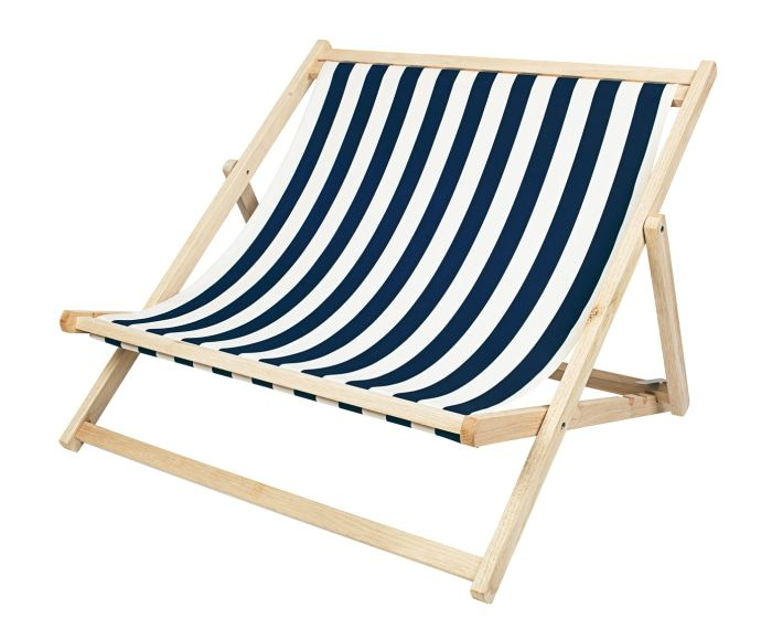 Double Beach Chair Would Like To Build Something This
