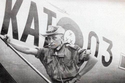 Congo. Katanga. 1960s. Mercenary. Operator. OPAF. History. Africa.