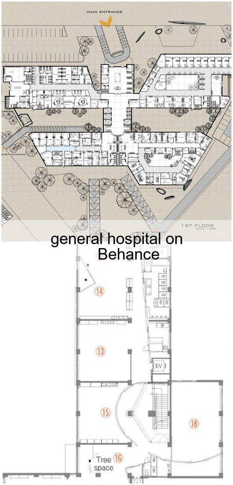 Pin on Hospital floor plan