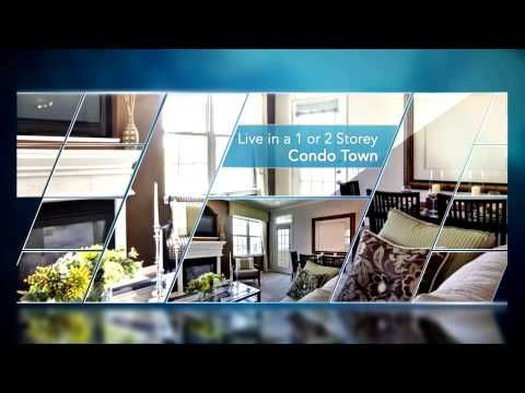 Model homes in vaughan ontario