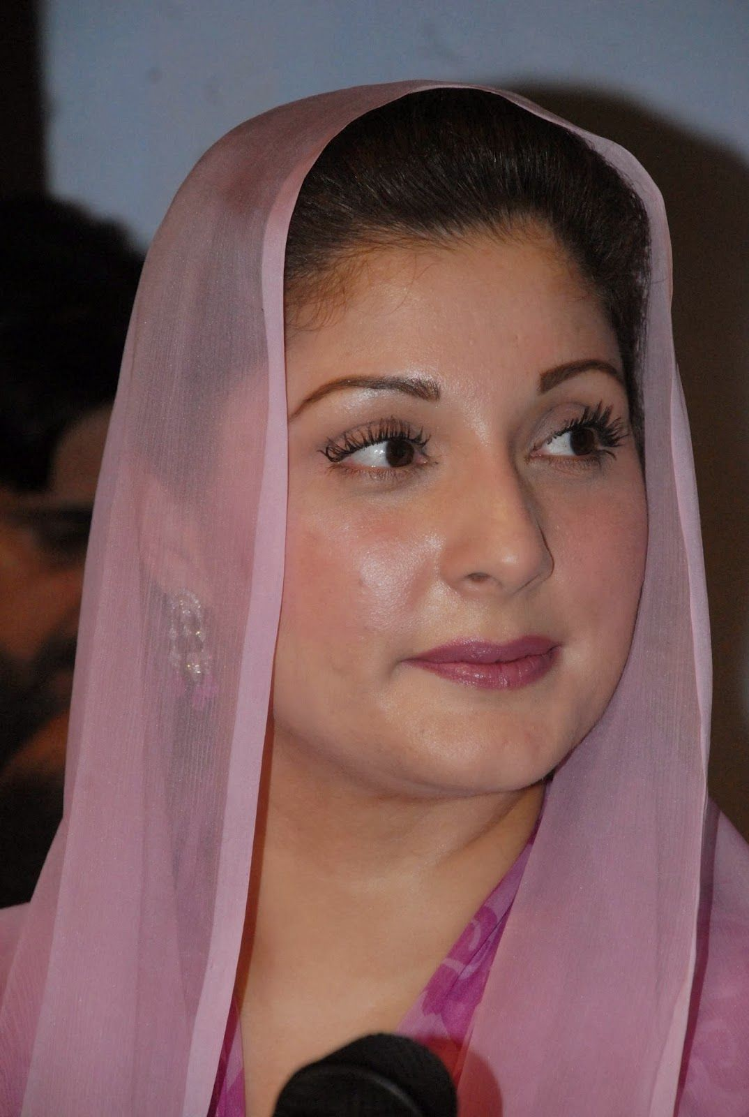 Maryam Nawaz Punjabi beauty