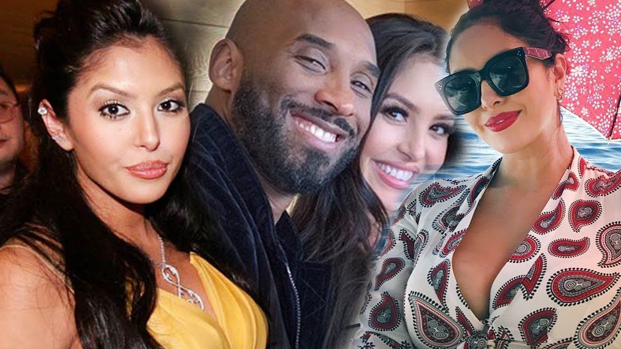 Kobe Bryant Wife Vanessa Laine Bryant Beautiful Moments 2020 In 2020 Kobe Bryant And Wife Beautiful Moments Kobe Bryant