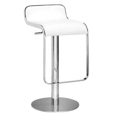 Pleasant Zuo Modern 30111 Equino Bar Stool Chairs Swivel Counter Creativecarmelina Interior Chair Design Creativecarmelinacom