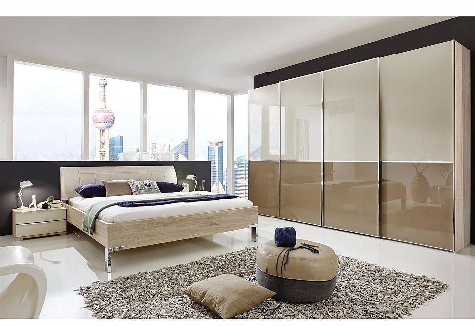 WIEMANN Schlafzimmer-Set, »Shanghai« (4-tlg) Jetzt bestellen - schlafzimmer komplett weiß