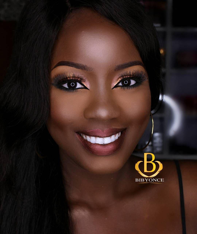Makeup Maquiagem para pele negra, Beleza da pele negra