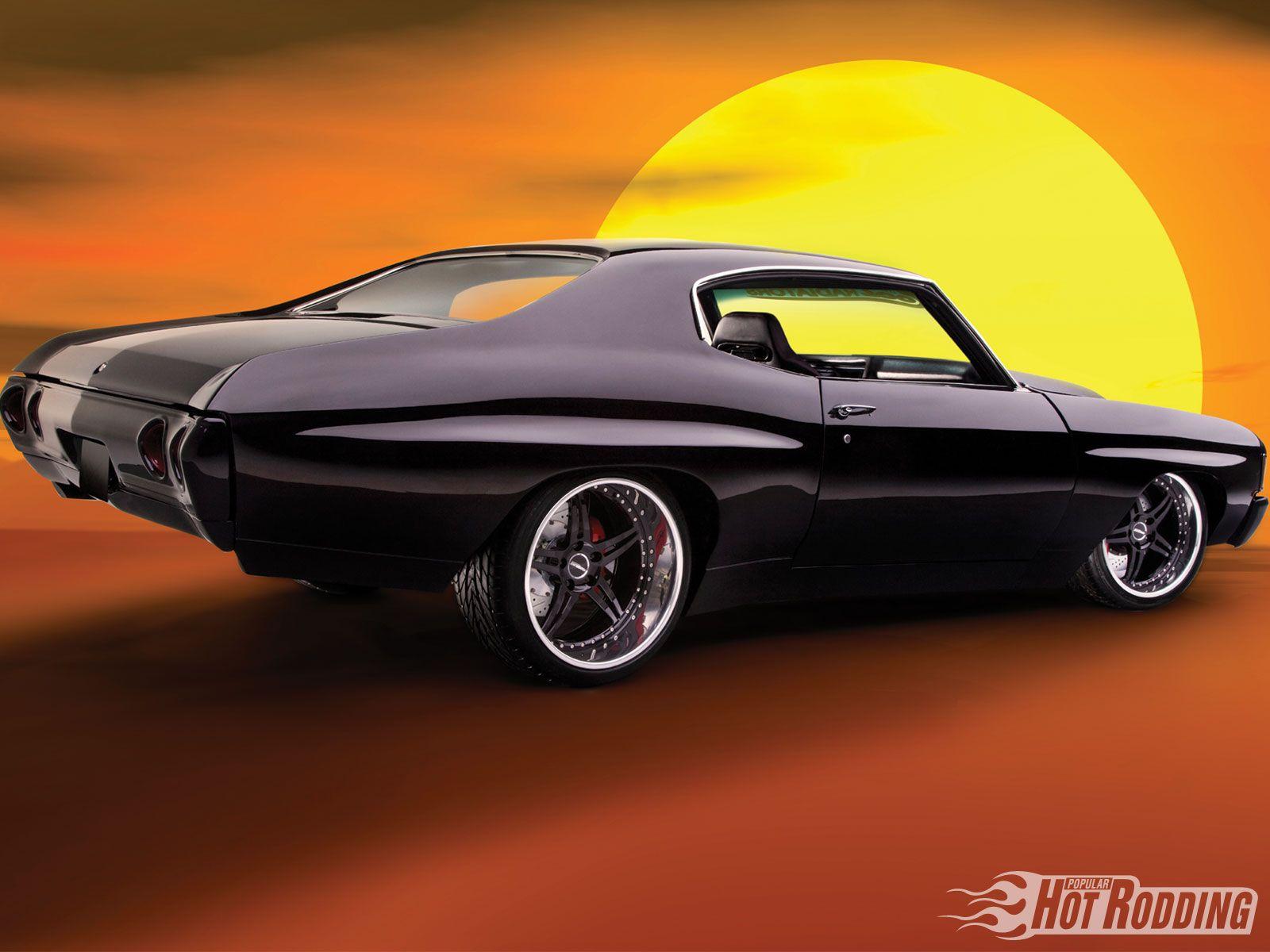 1972 chevy chevelle rear right widebody kit forgeline split 5 star wheels