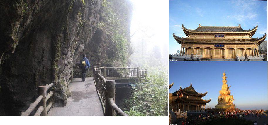 Day 38 sichuan province china leshan giant buddha