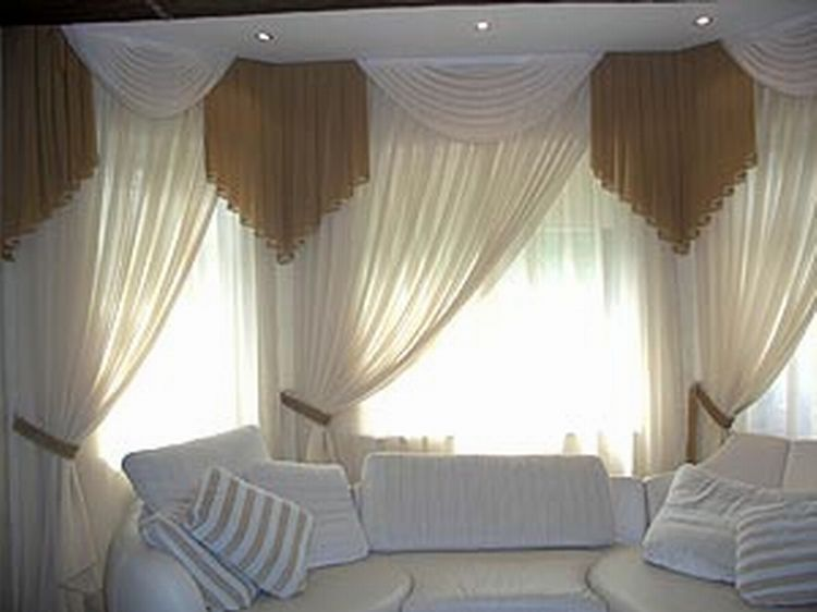 curtains and drapes living room - euskal