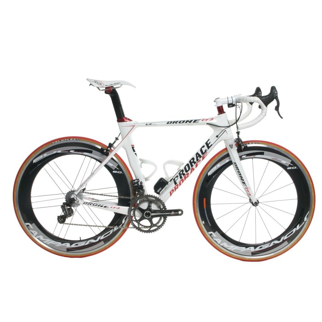 439cf97eeef Prorace Drone CF-3 Full Carbon Road Bike - Shimano 105 | Merlin Cycles -