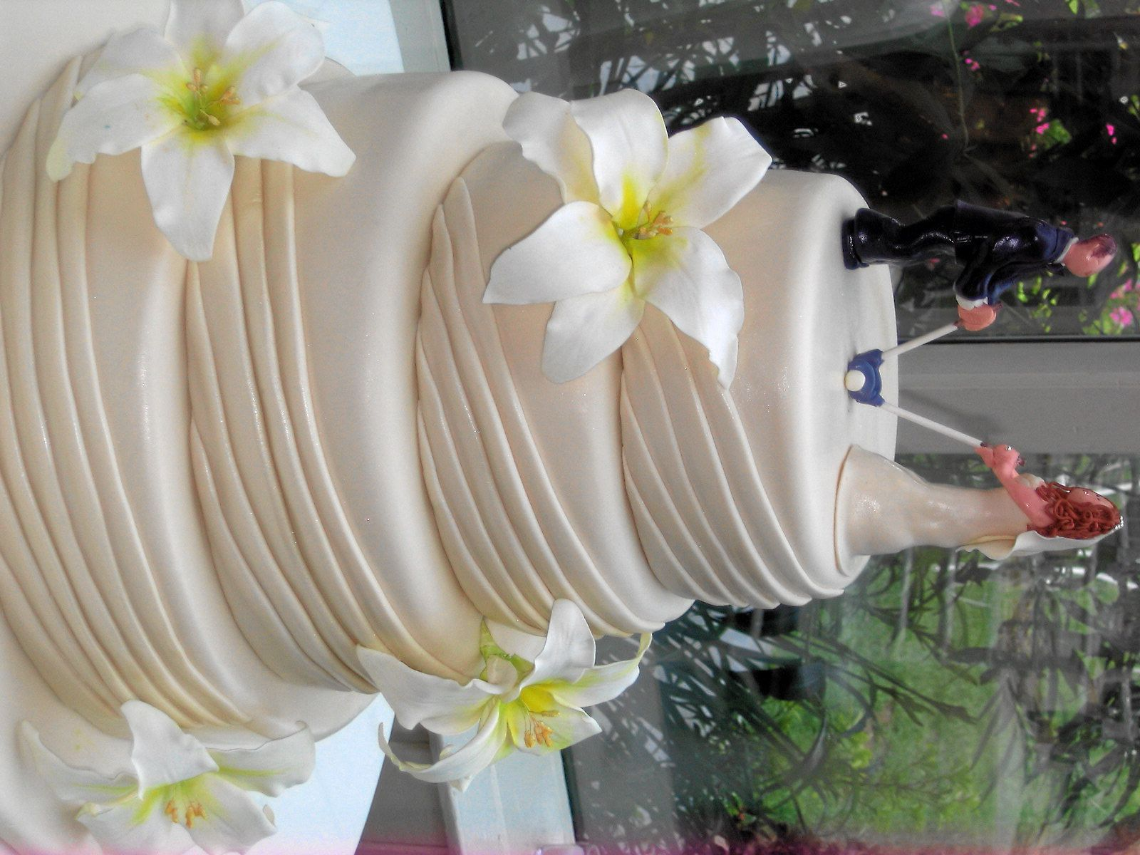 Wedding Cake Gallery Custom Flowers And Weddings Cakes Pinterest - Wedding Cakes Gallery