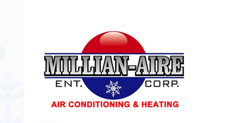 Millian Aire Enterprise Corp Offers Air Conditioning And Heating