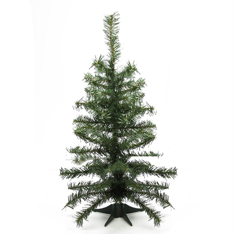 2 X 10 Canadian Pine Medium Artificial Christmas Tree Unlit Artificial Christmas Tree Unlit Christmas Trees Tabletop Christmas Tree