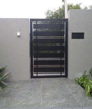 Pedestrian gate also best exterior design images on pinterest rh