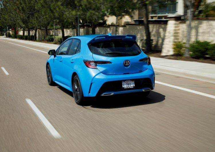 2019 Toyota Corolla Hatchback Review Sporty & Safe