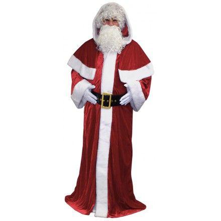 Déguisement Père Noel Manteau : boutique costumes pour adultes sur iDéguisements