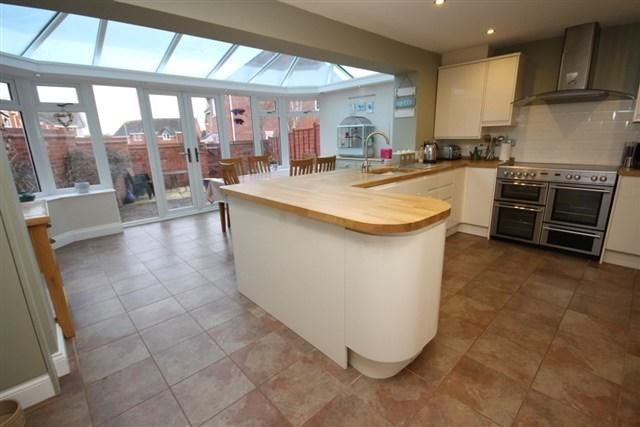 Don T Like Open Plan Kitchens But Love The Conservatory