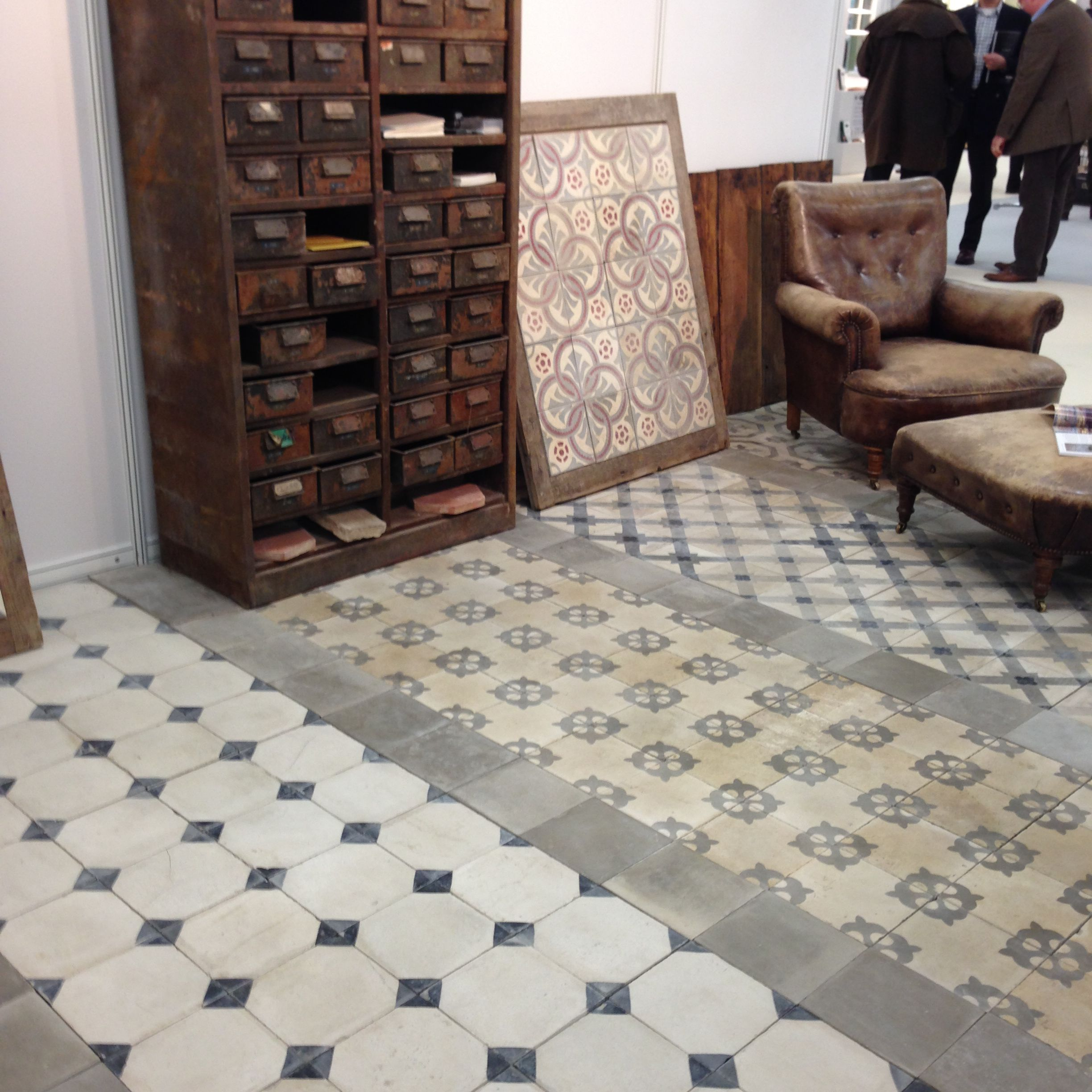Lovely reclaimed tiles from bert and may home and all lovely reclaimed tiles from bert and may dailygadgetfo Images