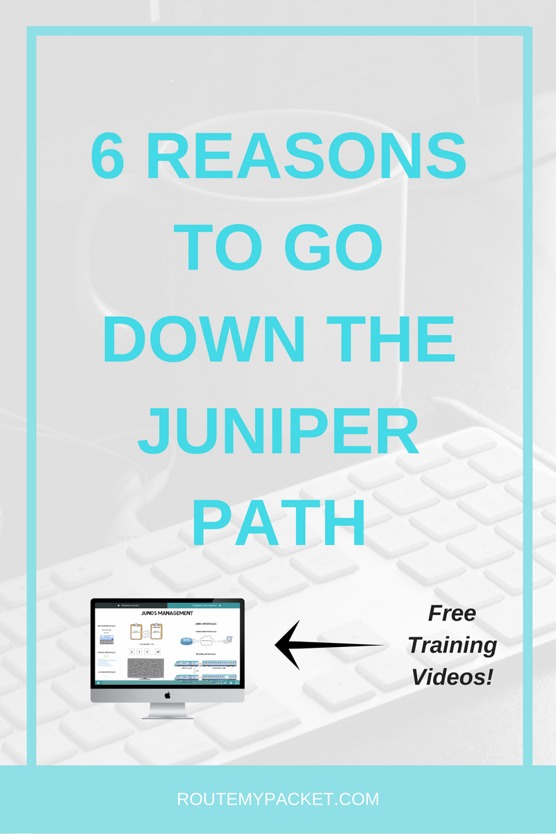 Learn why Juniper is better than Cisco and access FREE 3