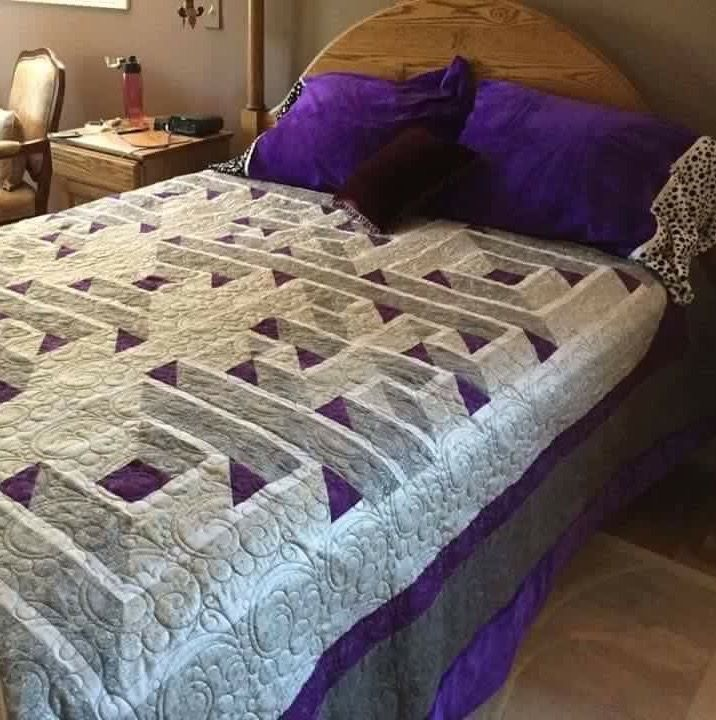 Absolutely stunning quilt | Quilts | Quilt patterns, Quilts, Quilt
