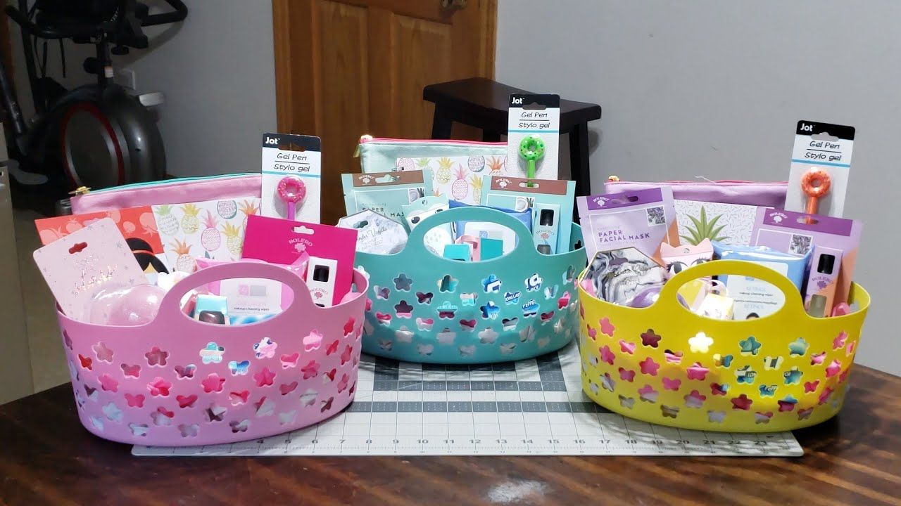 mothersdaygift giftbaskets summerbaskets DIY Mother's