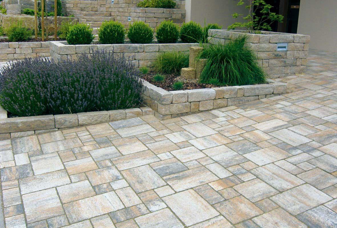 pflasterstein mediterran  Royal  Pflastersteine  Produkte  Terrassenplatten Pflastersteine