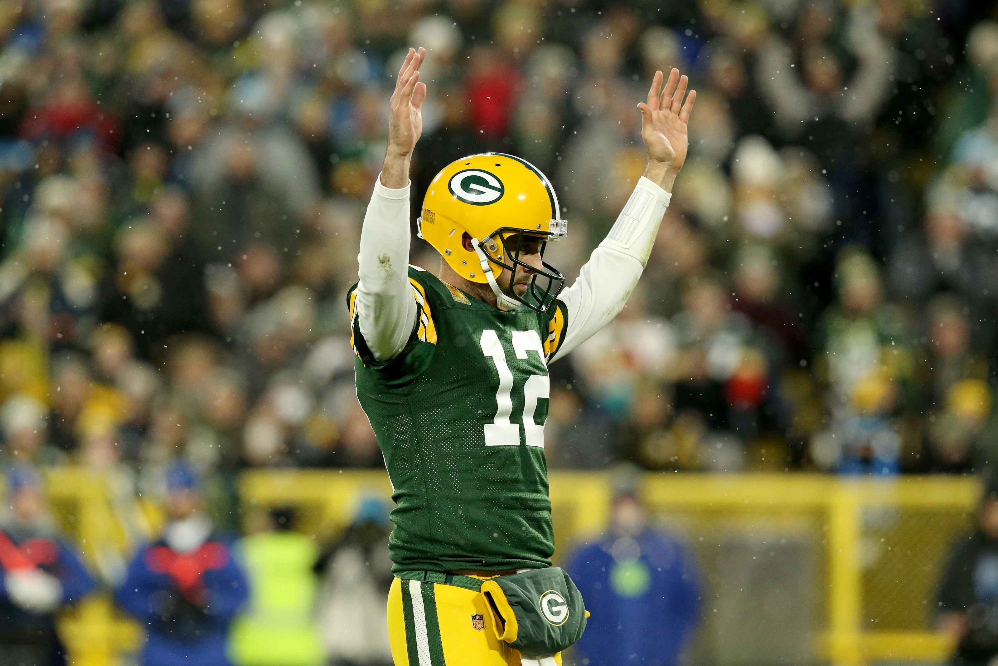 Packers Can Achieve Best Home Record Since 2014 With Win Vs Bears National Football League Green Bay Packers Carolina Panthers Team National Football League