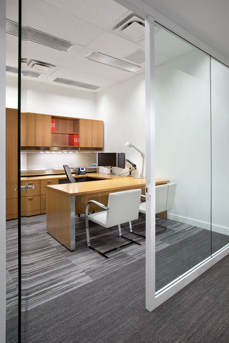 Blackburn Young Office Solutions Vancouver Showroom And