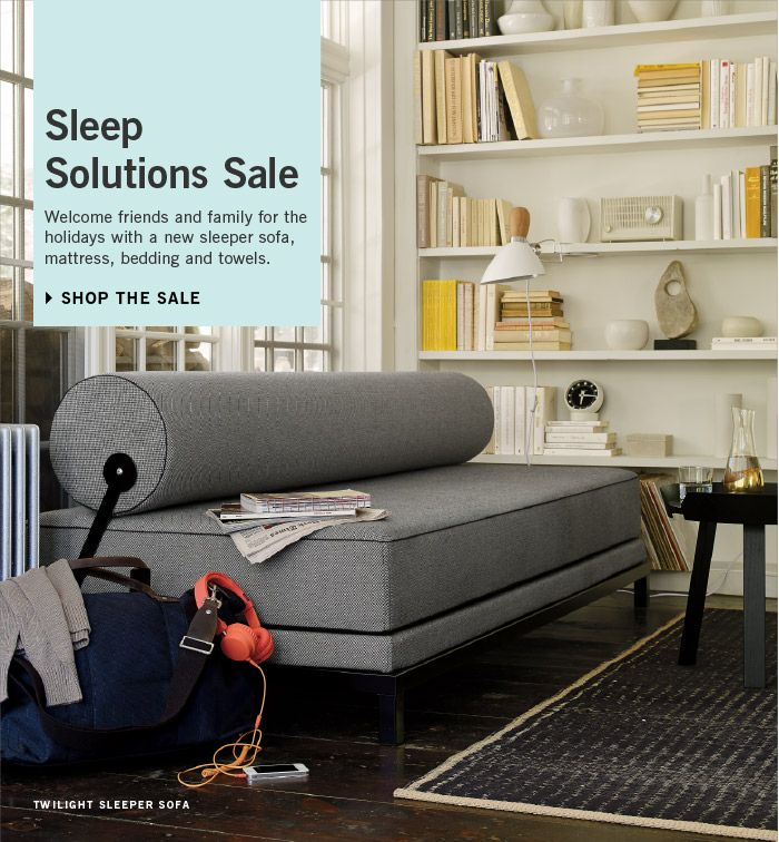 Leather Sofas Sleep Solutions Sale Wele friends and family for the holidays with a new sleeper sofa mattress bedding and towels SHOP THE SALE