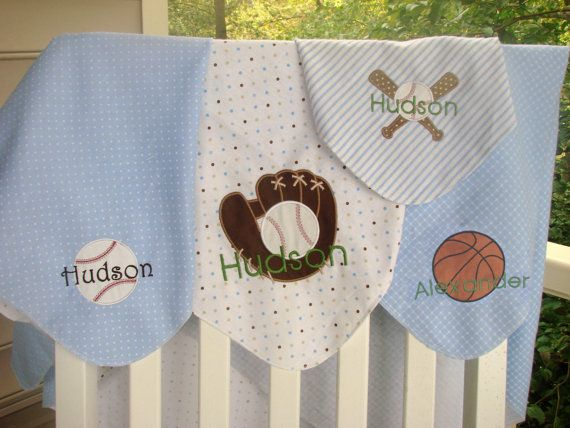 Personalized sports theme baby receiving blanket by mimiswhimsey personalized sports theme baby receiving blanket by mimiswhimsey 1500 negle Gallery