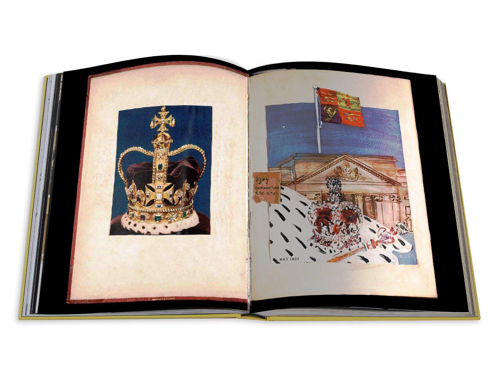 Cecil Beaton: The Art of the Scrapbook   Assouline   AHAlife