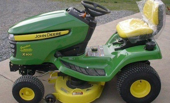 Pin On Free Manual For John Deere X300 Lawn Tractor Service Repair Manual