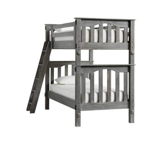 Kendall Twin Over Twin Bunk Bed Pottery Bar Bunk Beds