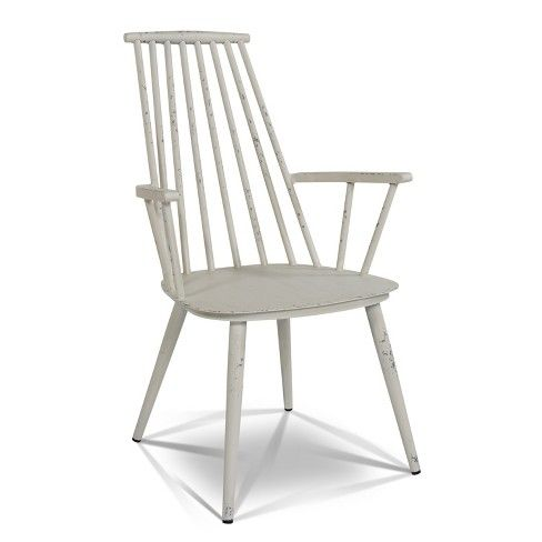 Aluminum Dining Chairs Target Office Chair Price Philippines 2pk Hancock Retro Indoor Outdoor Rustic Thy Hom