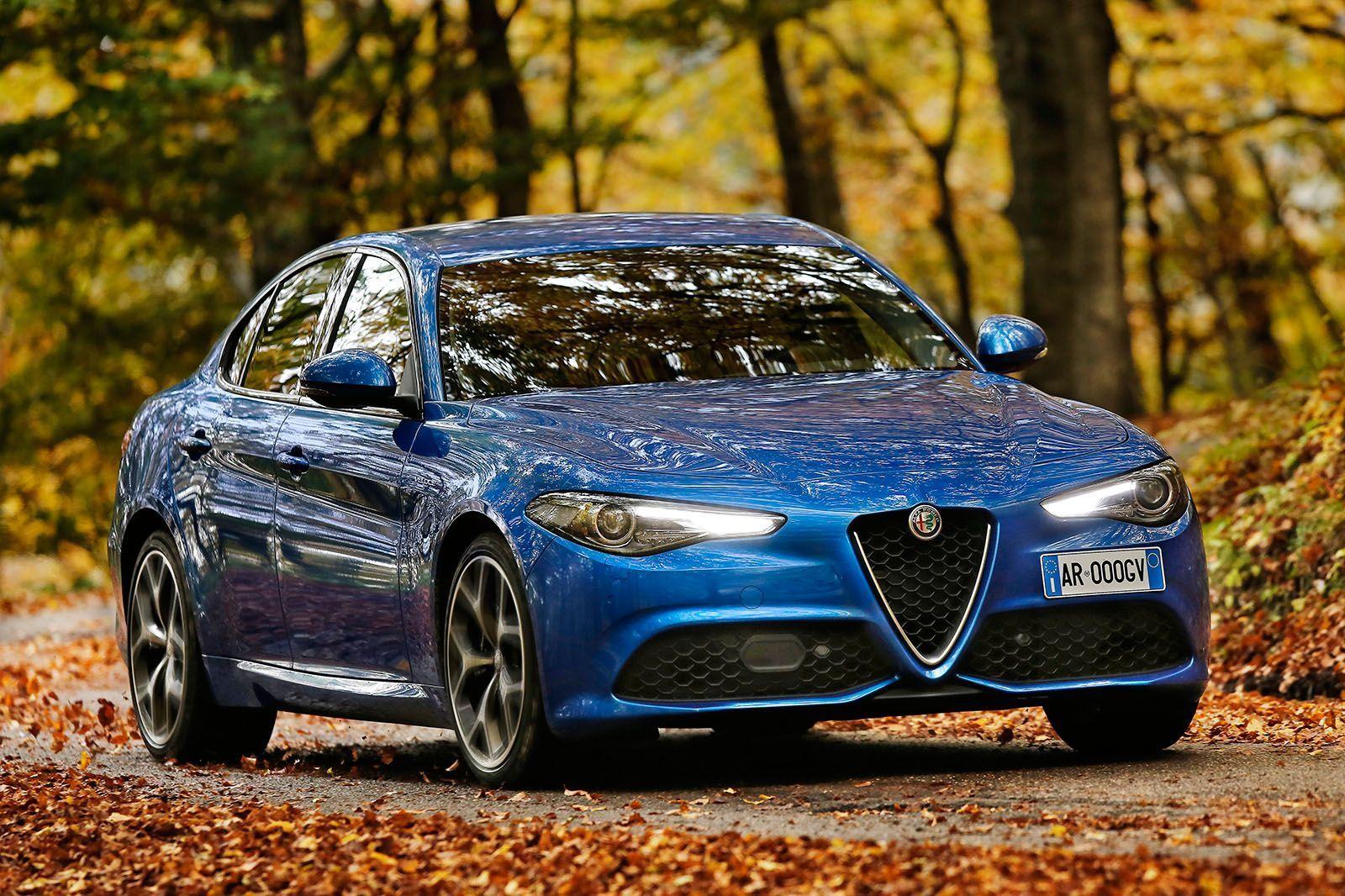 2017 Alfa Romeo Giulia Veloce Review Review Autocar Alfa Romeo Alfa Romeo Giulia Alfa Romeo Cars