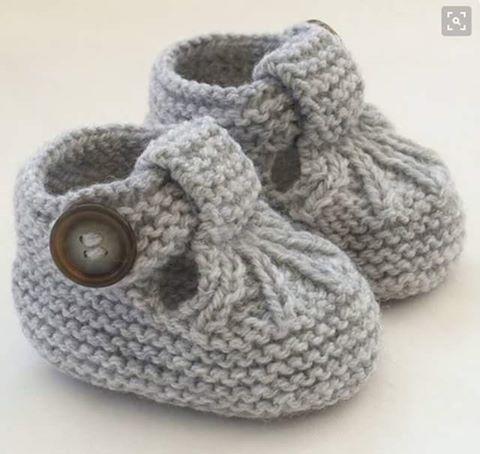 Pdf M 246 Nster Baby Skor My Space Crochet Emporium